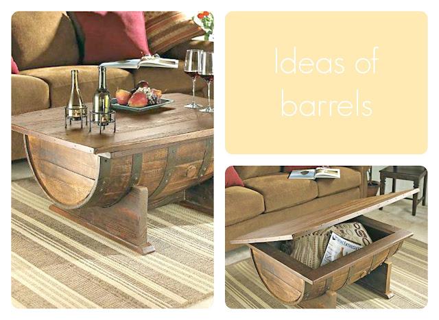 barrels idea
