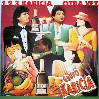 grupo karicia Un, dos, tres Karicia otra vez