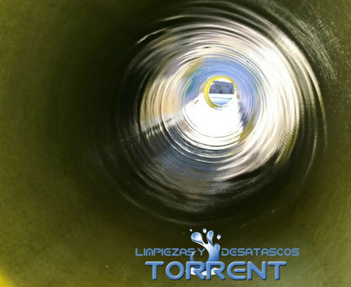 limpieza desatascos tuberías torrent valencia