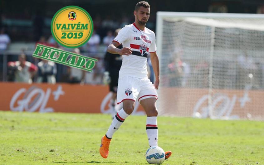 Corinthians acerta contratação de zagueiro Lucão 5056d0f097730