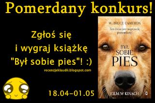 """Pomerdany konkurs! Wygraj książkę """"Był sobie pies""""!"""