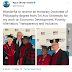 Ngozi Okonjo-Iweala bags an honorary doctorate of philosophy from Tel Aviv University