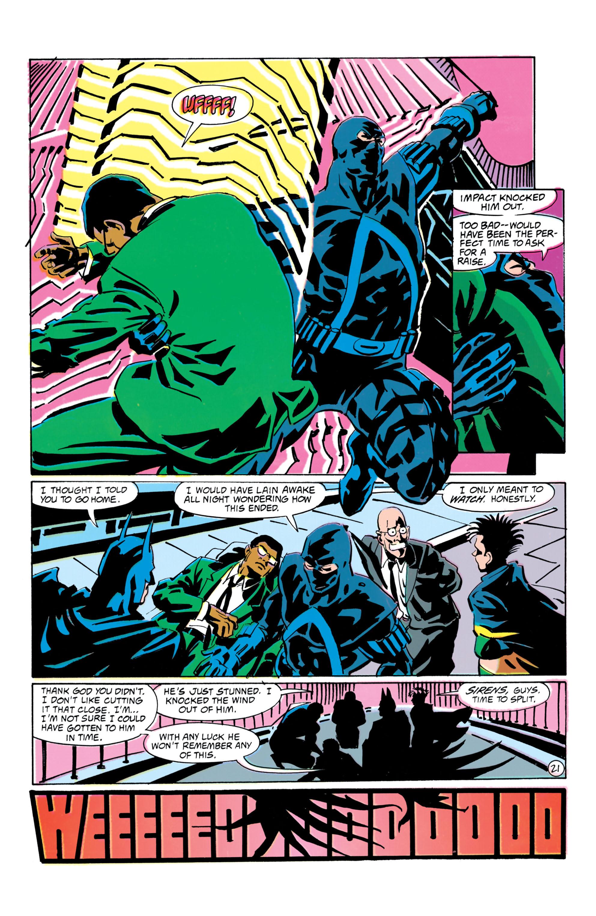 Detective Comics (1937) 658 Page 20