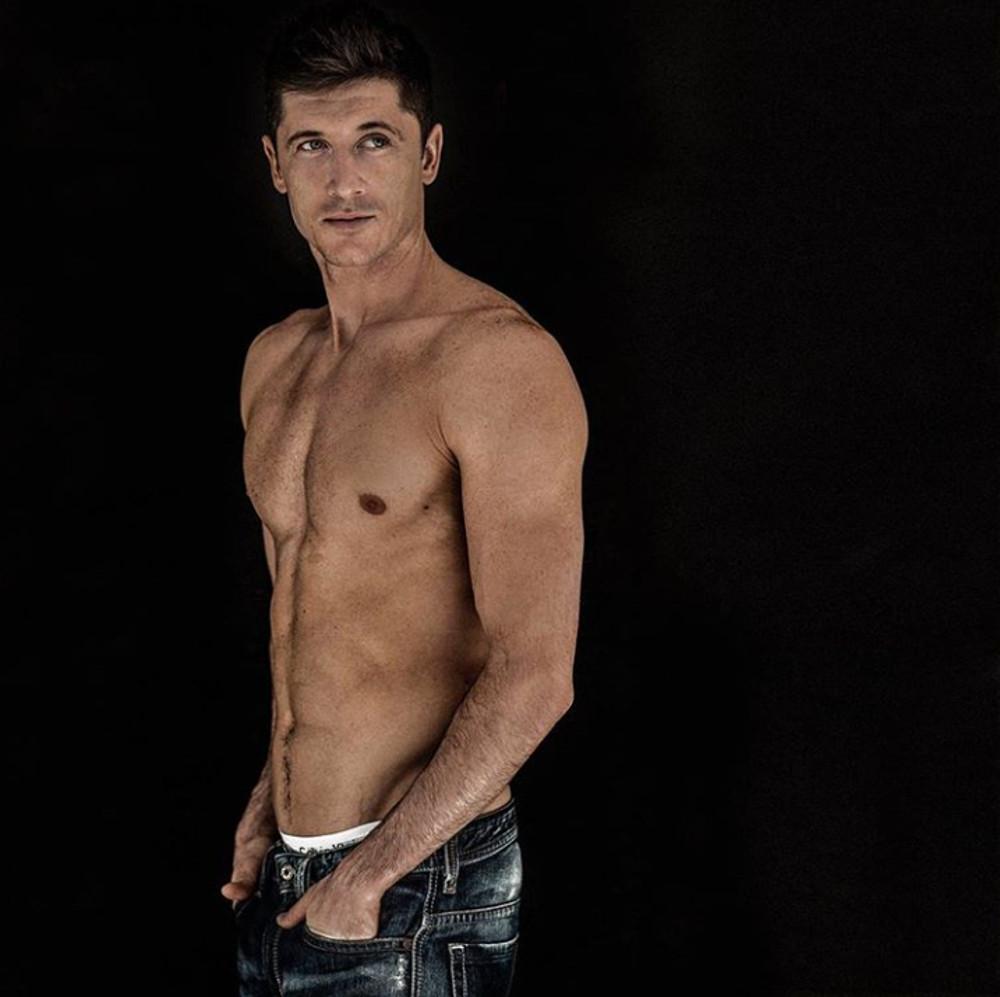 Lewandowski Nackt