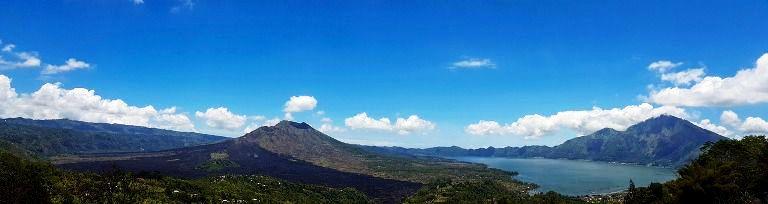 Gunung Berapi dan Danau Batur Kintamani Bali - Batubulan, Celuk, Mas, Ubud, Village, Bedulu, Kayuamba, Batur, Kintamani, Bali