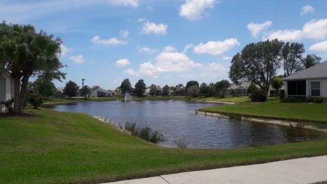 Lake View in Addington