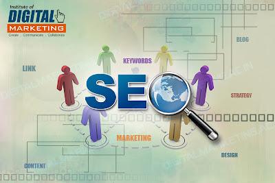 SEO, Institute of Digital Marketing
