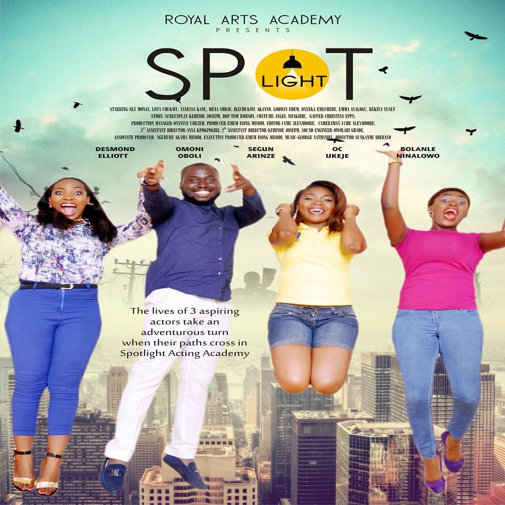 Image result for spotlight nigerian premiere