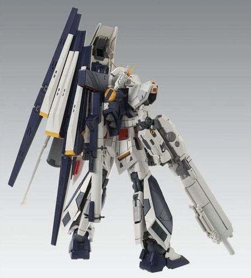 P-Bandai: MG 1/100 FA-93HWS nu Gundam Heavy Weapon System [HWS] Ver. Ka Full Set