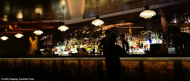 100 Wardour St Cocktail bar review
