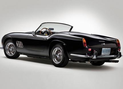 Ferrari 250 GT California Model 1961,أجمل السيارت, أجمل تصاميم السيارات, أفخم السيارات, أفضل تصاميم السيارات, تصاميم سيارات