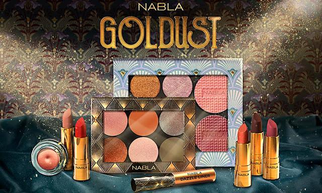 Goldust nabla cosmetics