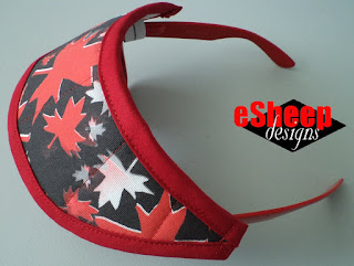 Sun Visor for Glasses by eSheep Designs
