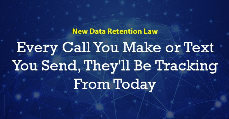 Every Call You Make or Text You Send, They'll Be Tracking From Today