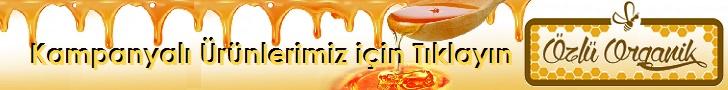 Özlü Organik Bal 728x90 Reklam Baner Gif