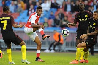 Iwobi Targets Europa League Success