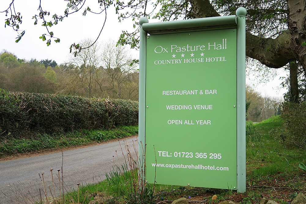 Ox Pasture Hall, Scarborough
