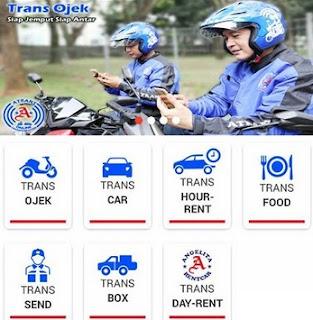 tarif atrans, tarif ojek atrans, tarif taksi atrans, tarif atrans online, harga ojek atrans, biaya ojek atrans