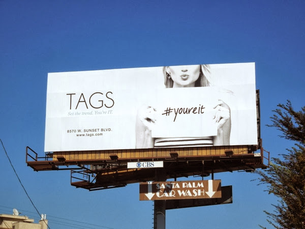 Tags Youre It billboard
