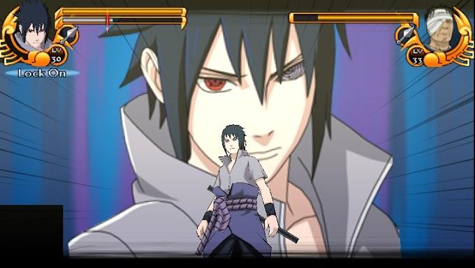 Download Mod Texture Sasuke Taka [Rinnegan] NSUNI For Emulator PPSSPP