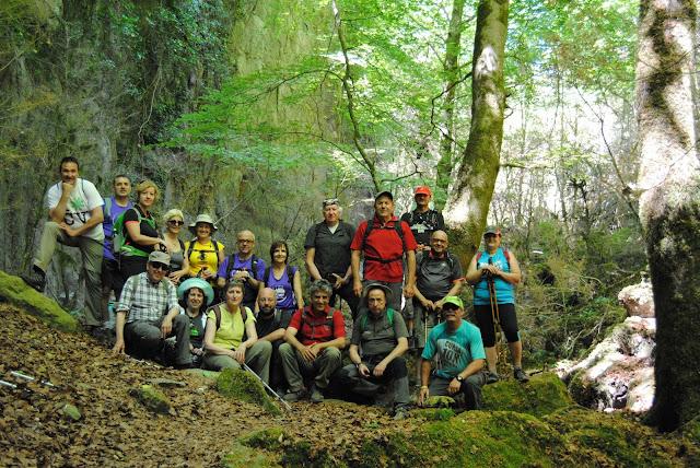 grup excursionista la ràpita