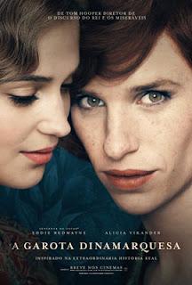 A Garota Dinamarquesa - filme
