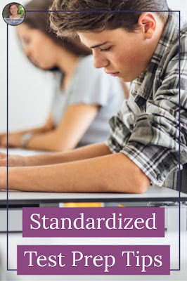 Test Prep motivation, strategies and more to help middle and high school students get ready for their standardized tests! #teaching #ideas
