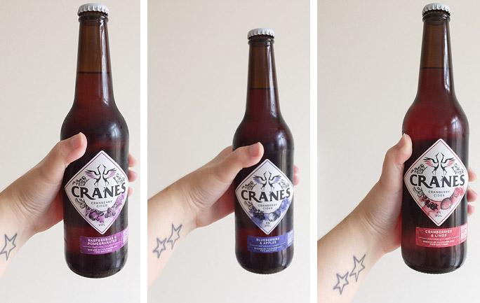 Cranes Drinks