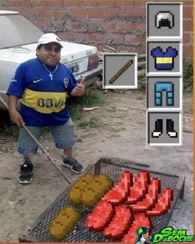 CHURRASQUEIRO