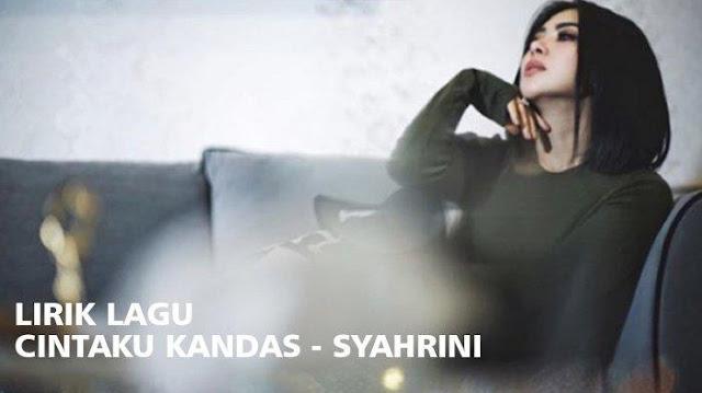 Chord Gitar/Kunci Gitar Syahrini - Cintaku kandas