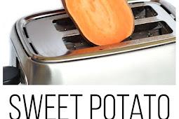 Sweet Potato Toast: 3 Ways