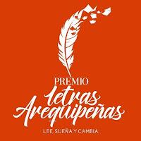 Concurso de creación literaria Premio Letras Arequipeñas