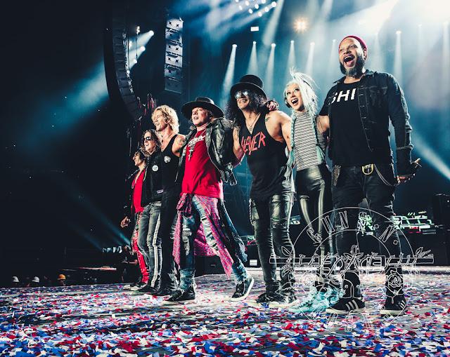 Foto de Guns N´ Roses 2016