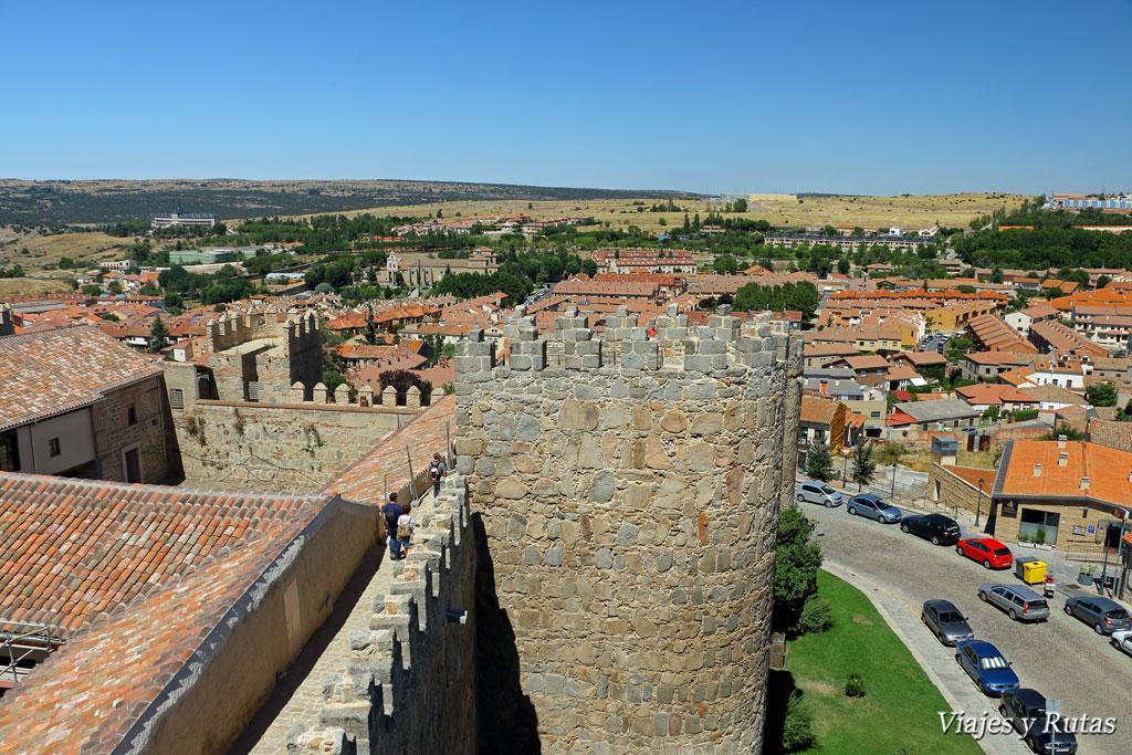 Qué ver en Ávila: Muralla