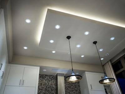 best dropped ceiling light box designs 2019
