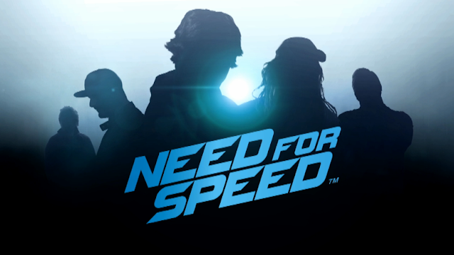 Need For Speed 2015 logo Electronic Arts E3