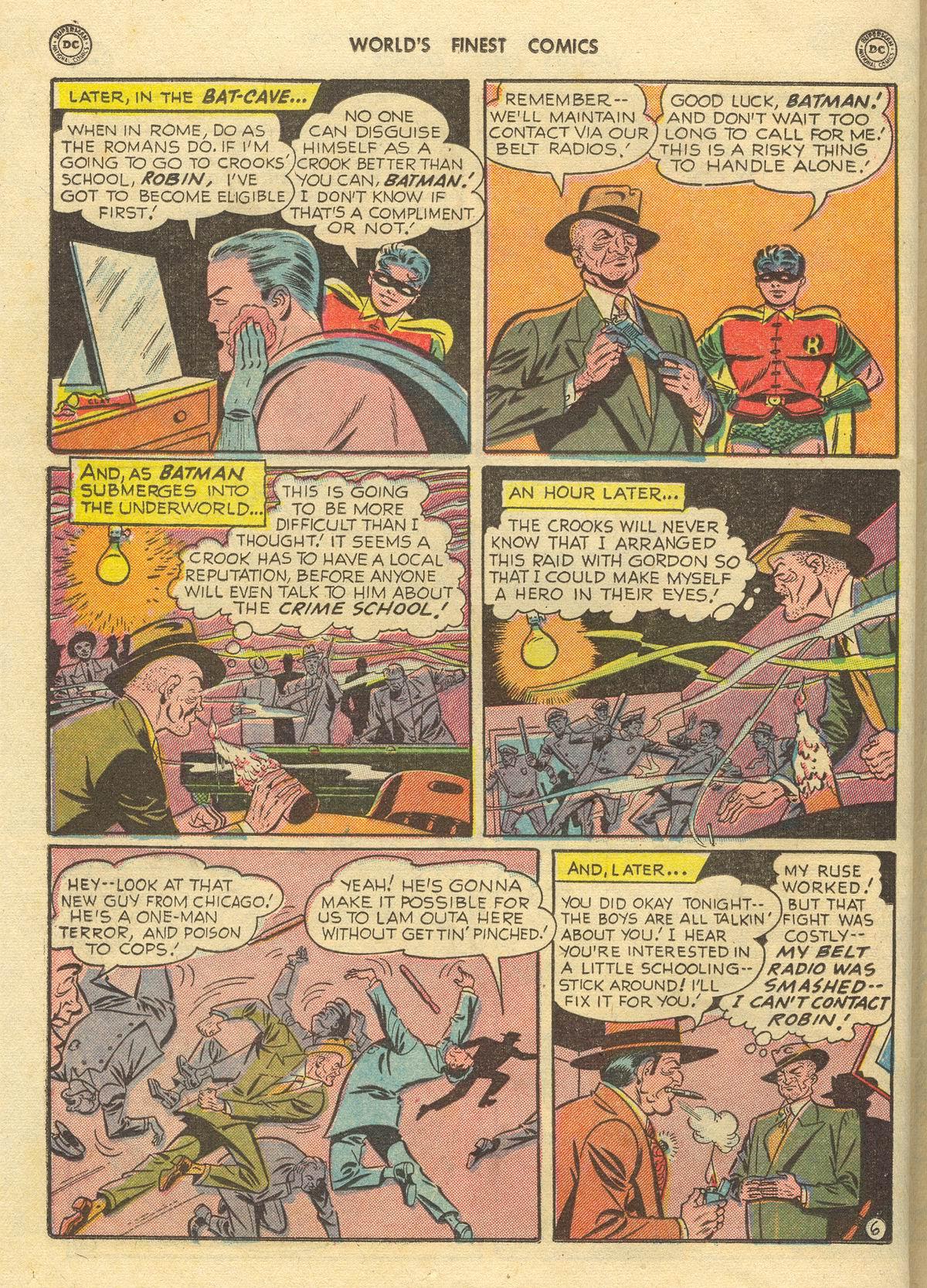Read online World's Finest Comics comic -  Issue #51 - 68