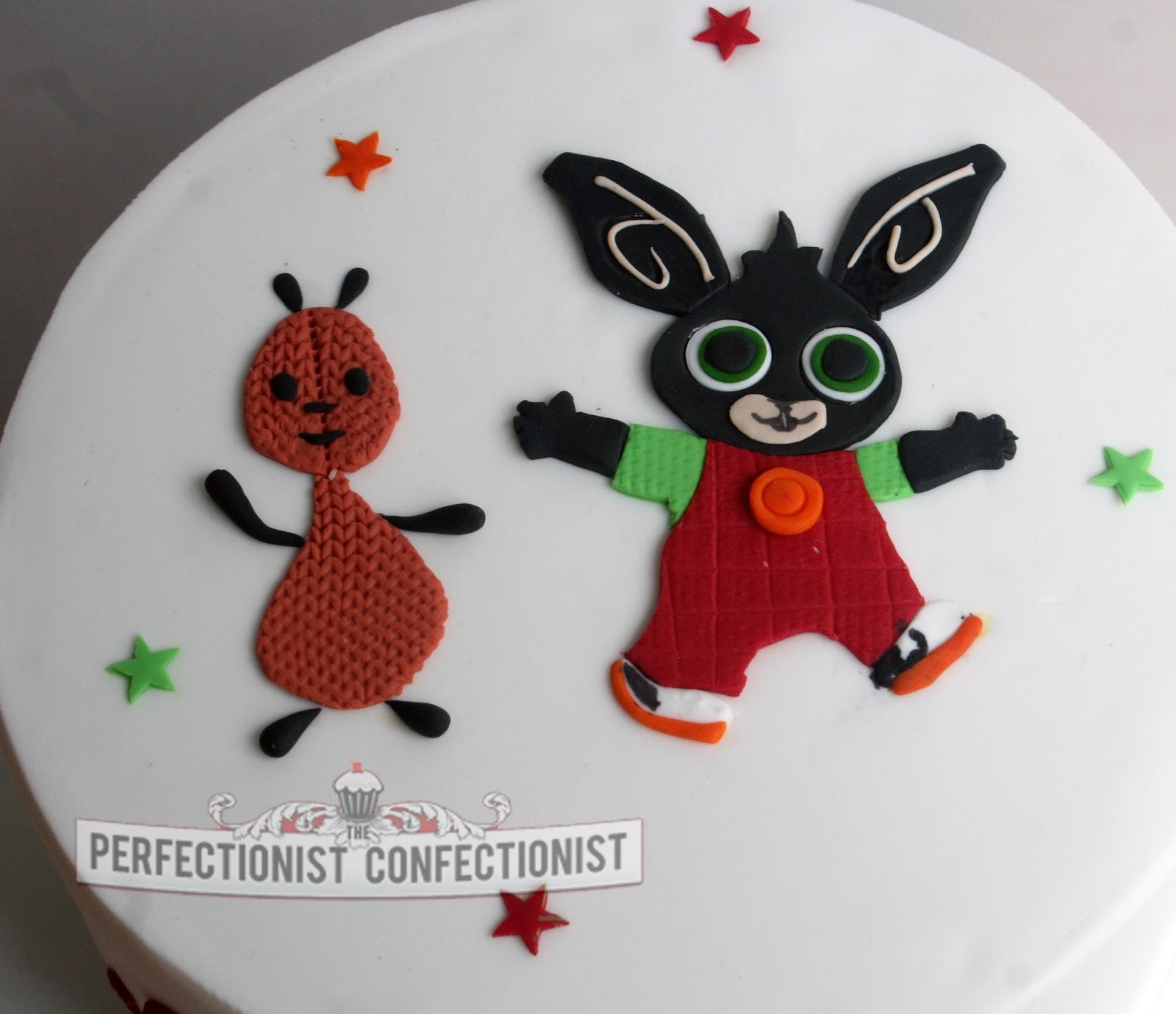 The Perfectionist Confectionist Luke Bing and Flop Birthday Cake