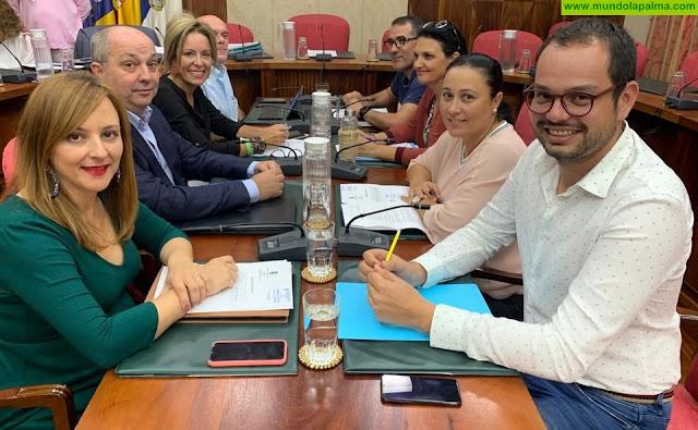 CC consigue que el Cabildo pida más recursos para los servicios sociales municipales