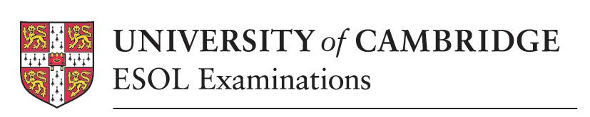 Cambridge University (ESOL Examinations) (Camb ESOL) | ProZ.com