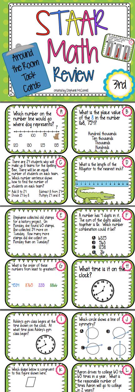 STAAR Math Test Prep - Principal Principles