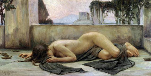 Bela Čikoš Sesija: Nudo femminile