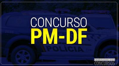 PMDF Concurso 2018 com 2024 vagas