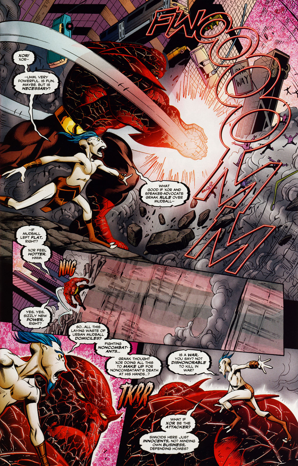 Read online Trinity (2008) comic -  Issue #39 - 18