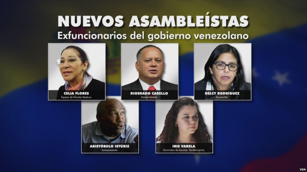 Entorno de Maduro tomará atribuciones del Legislativo controlado por la oposición