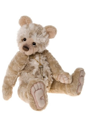 2016 Charlie Bear will be at the 2016 Craft and Gift Fair check out Toowoomba Teddies