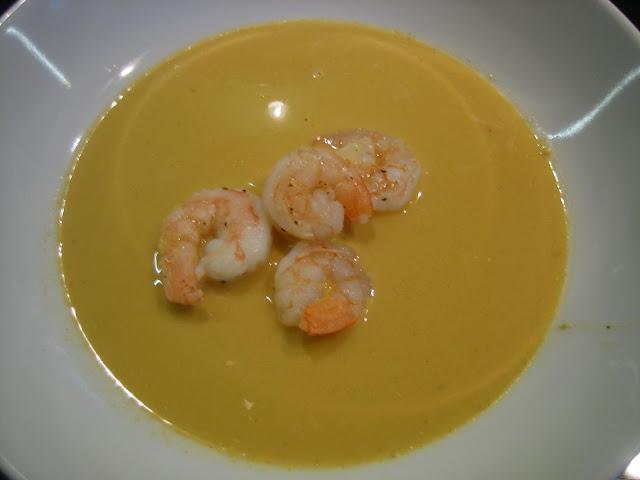 Currysuppe nach Tim Mälzer