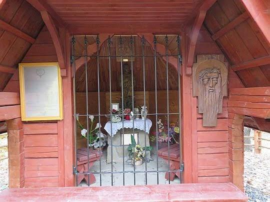 Kaplica św. Huberta.