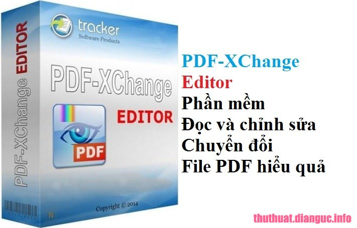 Download PDF-XChange Editor Plus 7.0.326.0 Full Cr@ck + Portable