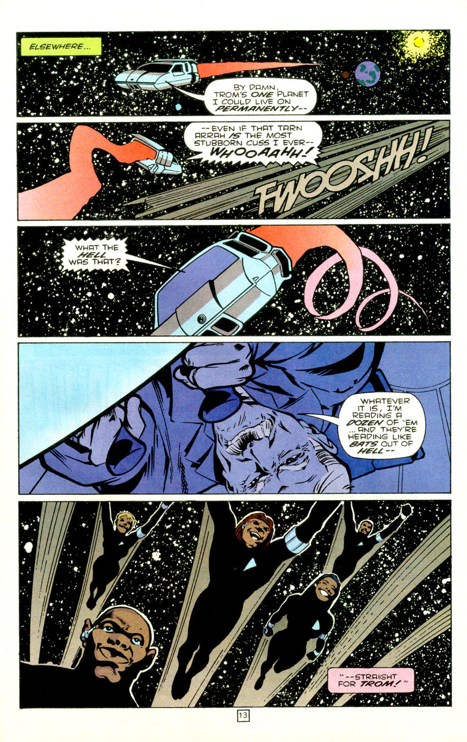 Legion of Super-Heroes (1989) 71 Page 14